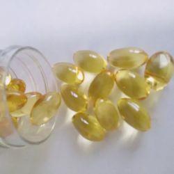 Omega-3 Fish Oil squalène Soft capsule de gélatine