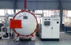 Промышленные термообработки электрические печи Muffle газ под высоким давлением Quenching вакуумные печи