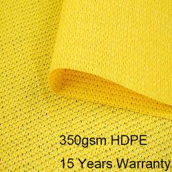 350GSM duurzame Heavy Duty UV-blok HDPE-kap voor commerciële doeleinden Stoffen schaduw Mesh Shade Net Roll voor grote schaduw Zeil Gazebo tent Umbrella Canopies