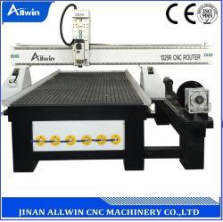 1325 4 machine à sculpter avec défonceuse à commande numérique sur axe Axe rotatif