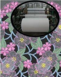 Нетканого материала Interlining вышивка резервного копирования