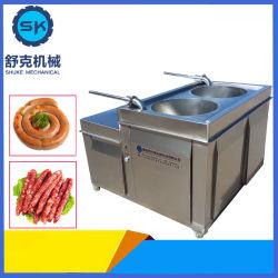 Grupo hidráulico de Aço Inoxidável salsicha de vácuo no compressor de fardos para carne