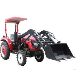 40HP 4WD Minibewirtschaftenrad-Traktor/Bauernhof-Traktor/landwirtschaftliche Maschinerie