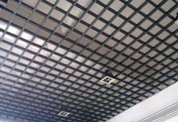 سقف مطعم شواء فولاذي فى مركز المعارض