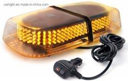 240のLEDの車のトラックの手段の除雪機のための琥珀色/黄色の緊急の警告の注意のストロボライト屋根の上LED小型棒