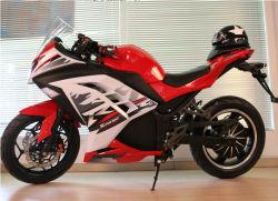 De elektrische Krachtige Motor van de Batterij 2000W van het Lithium van de Autoped/van de Motorfiets met Super LEIDEN Licht