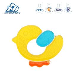 Sin BPA EVA Water-Filled dentición infantil bebé mastique formador de juguete mordedor