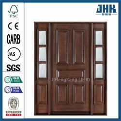 Jhk portas interiores Home escultura em madeira indiano portas de Hardware