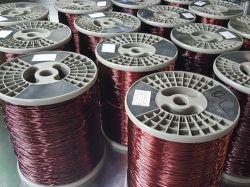 Draad van het Aluminium van China de Fabrikant Geïsoleerde Solderable Geëmailleerde voor Transformator