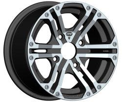16X8.0/16X8.5/17X8/17X9.0 6X139.7/5*150 4X4 Offroad SUV Car Rims beadlock العجلات اللوطية لتويوتا تاكوما/هيلوكس/FJ/L كروزر/توندرا/RAV-4