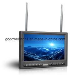Inalámbrica de 5,8 Ghz receptor AV, el Monitor de seguridad de 8 pulg.