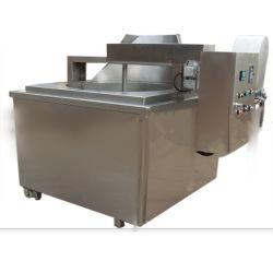 Выложите обжаренные продукты промышленности машины для Dumpling фритюрницы машины