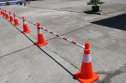 قضيب مخروط المرور لسلامة الطرق