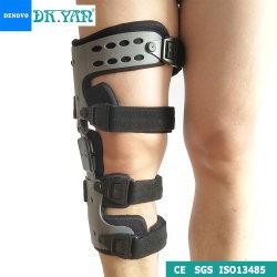 Steun van de Knie van de Fabrikant van Ce de Enige Rechte Orthopedische Scharnierende