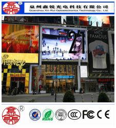 P6 a todo color en el exterior de la publicidad del módulo de pantalla LED de alto brillo