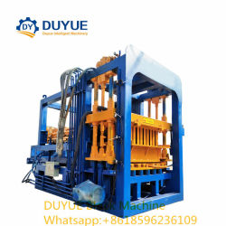 La technologie allemande Qt4-20 pleine Automatica machine à fabriquer des blocs/brique de la machinerie industrielle