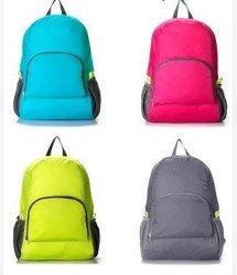 Novo Design de venda direta de fábrica Sacos de viagem mochila dobrável