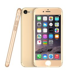 Ausgeglichenes Glas-Bildschirm-Handy-Fall des Guangzhou-Handy-Shell-Plastik360 für iPhone 6 7 7 Plus
