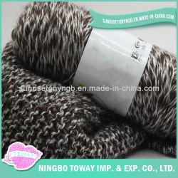 Lang Gewebter Fashion Cashmere Loop Häkelmuster Polyester Schal