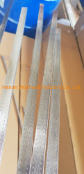 Bande d'aluminium pour l'entretoise de verre ou de la fenêtre l'entretoise