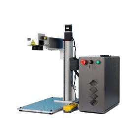 máquina de marcação a laser de fibra Focuslaser gravura a laser corte a laser portátil Loja para metais