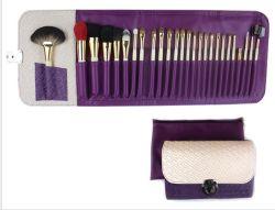 26PCS High-End van de Borstel van de Make-up van het dierlijke Haar de Vastgestelde Hulpmiddelen van de Make-up