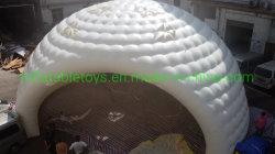 Stade gonflables Commercial tente de couverture pour montrer l'extérieur dôme gonflable Big Shell