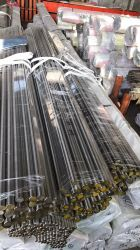 La norme ASTM A276 grade recuit 310/310S tiges en acier inoxydable