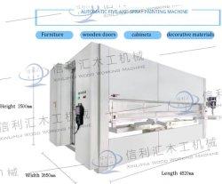 Automatische Spuitverf China Schilderen Machine Houten Deuren Deur Productielijn Speciale Coating En Lamineermachine Voor Calciumsilicaatplaat