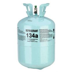 99,9% de pureté de 13,6 kg/30lbs vérin jetables du fréon 134un gaz réfrigérant R134A