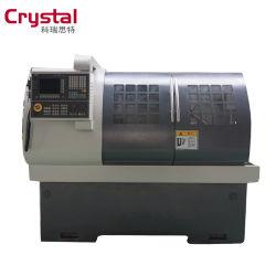 CNC de precisión CNC máquina de torno torno giratorio Tos Turing Ck6432A