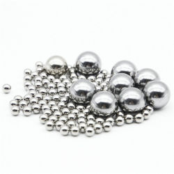 Peilung der Kohlenstoffstahl-Kugel-AISI1010-AISI1015 zerteilt Rostschutzschutz-Kohlenstoffstahl-Kugeln 0.642g 5.556mm