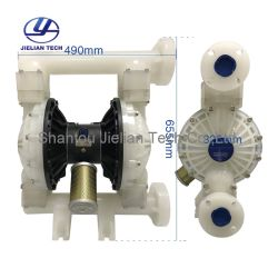 """Bml-50P PP matériau 2 """" de la pompe à membrane avec entraînement pneumatique"""