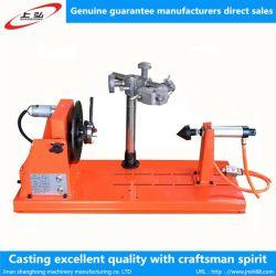 Posizionatore della saldatura di CNC per la saldatura di giro con la singola asta cilindrica