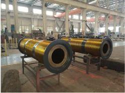 Forgé à chaud en acier S355JR long tube de cylindre