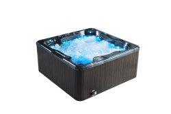 Bon prix Whirlpool baignoire de gros de massage avec une haute qualité