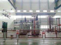 Transformador de la HV transformador integrado sistema de pruebas de un banco de prueba