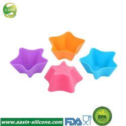 Tabuleiro de silicone moldes de copos Cupcake de Silicone