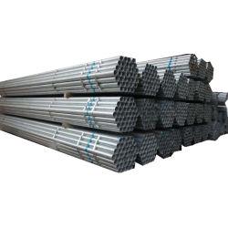 Tubo senza giunte caldo galvanizzato del profilato tondo per tubi l'acciaio inossidabile della saldatura del carbonio
