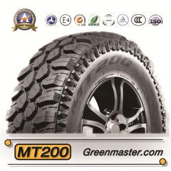 L'hiver passager pneu PCR, M/T de boue et de pneu neige, A/T pneu tout terrain, SUV 4X4, de pneus UHP pneu radial à haute performance commerciale des pneus de voiture