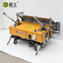 Ingénierie de doublure de mortier de ciment Mur de la machine machine de plâtrage de pulvérisation