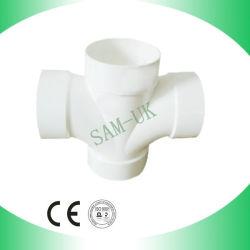 배출용 ASTM D2665 PVC 삼중개
