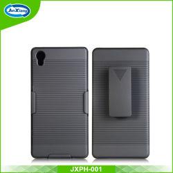 専門のホルスターベルトクリップ小型ソニーEricsson Z5のためのハイブリッド携帯電話の箱