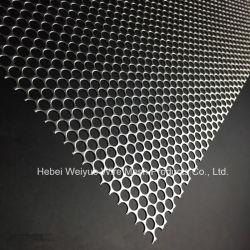 Maglia perforata galvanizzata tuffata calda del metallo per la maglia del coperchio del radiatore