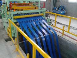 Стальной лист рассечение катушки зажигания машины/ металлический лист производственной линии реза