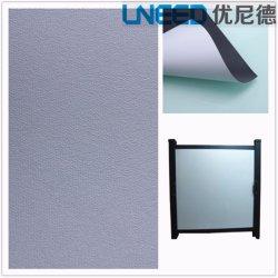 Фиксированная рама экран проектора с помощью настраиваемых размеров белого или серого цвета ткани