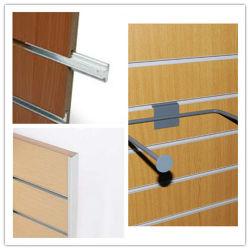 Slatwall Display Stand Panels mit Hook Accessories