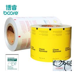 Medical du papier aluminium pour l'alcool Prep Pad