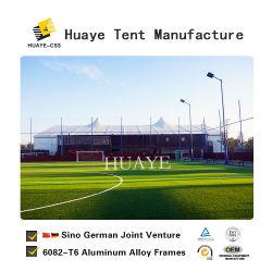 Windproof 50x100m grand dôme en aluminium de pratiquer des sports Football tente de l'événement (8)