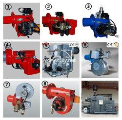 Nebulizzazione a pressione e prestazioni stabili e bruciatore diesel a lunga durata, bruciatore a olio